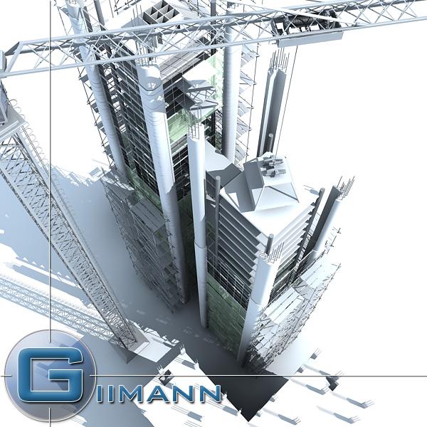 maya buildings construction