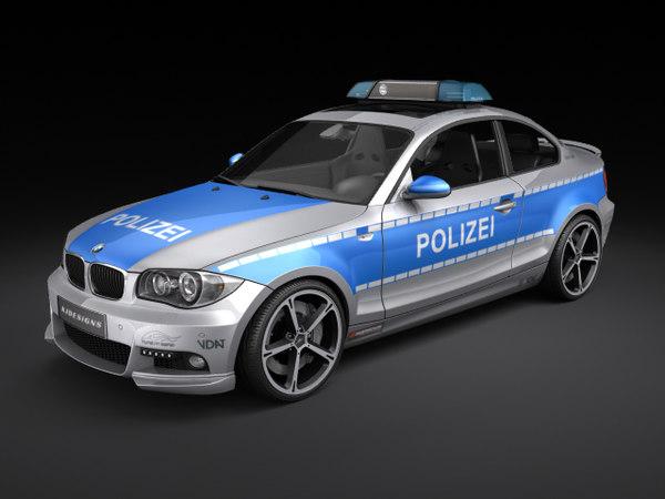 3d ac schnitzer concept car model