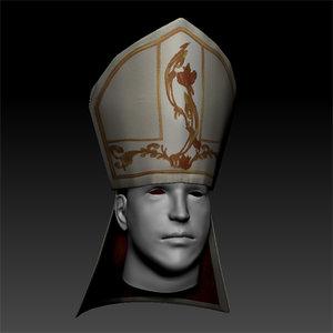 maya pope hat