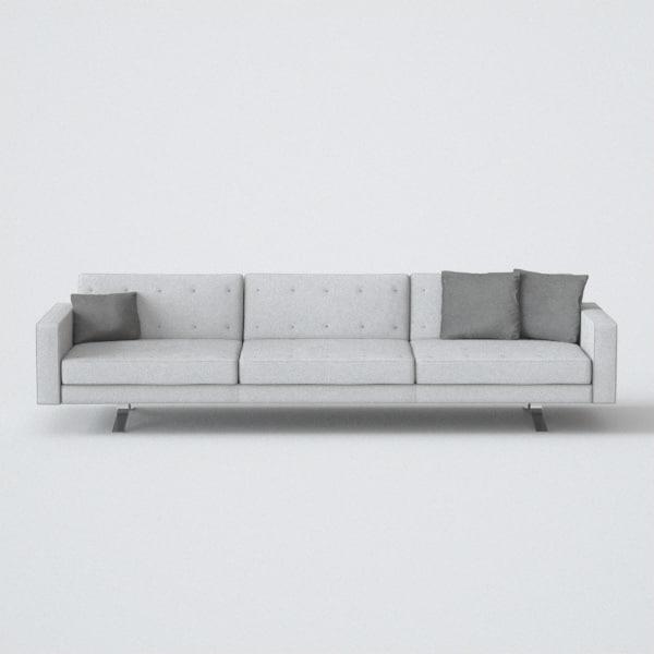 Furniture Kennedee Sofa Poltrona Frau
