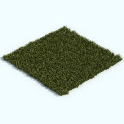grass tile 3d ma