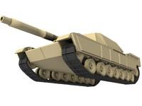 3ds tank