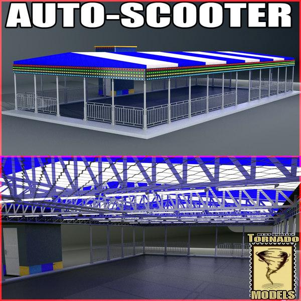 3d model auto -