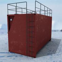 bulk fuel storage expedition ma