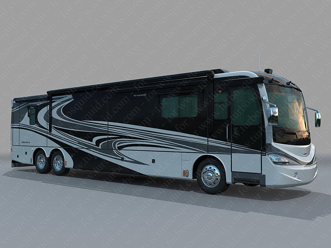 coach fleetwood revolution le 3ds