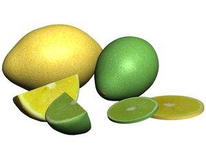max lemon lime