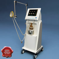 Medical Portable Ventilator STARTECH VM-3010