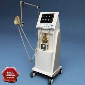 max medical portable ventilator startech