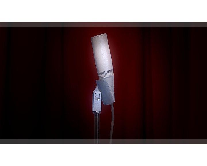 singing microfon max