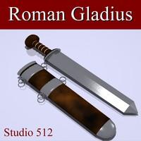 lightwave gladius roman