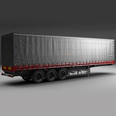 max semi-trailer mega