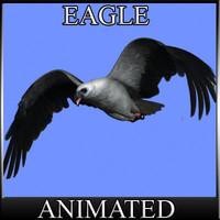american eagle der adler 3d 3ds