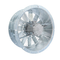 Detailed Industrial Fan
