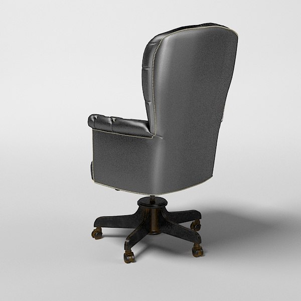 bianchini office chair master tufted classic