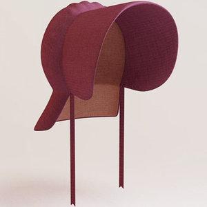 3ds max bonnet