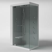 kos atollo shower hydromassage cabin bathroom shower fixture