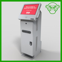 3d model movie ticket machine