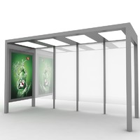 free max model bus shelter