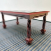 table furniture 3ds