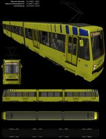 tram evag essen 3ds