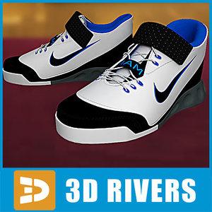 3d jogging shoes athletic