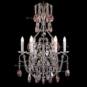 chandelier badari lighting b4-37 max