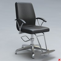 Chair barber009.ZIP