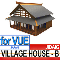 Japanese Village House - Block B