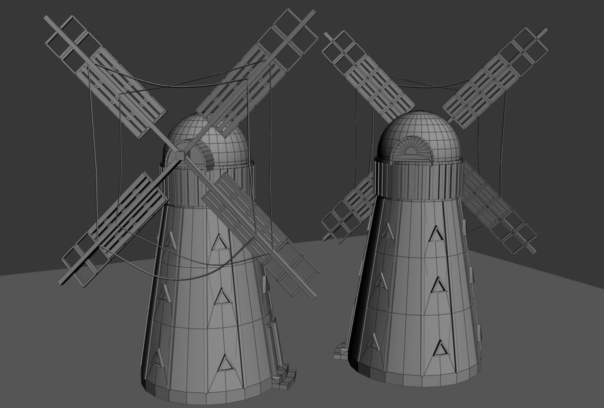 wind mills max