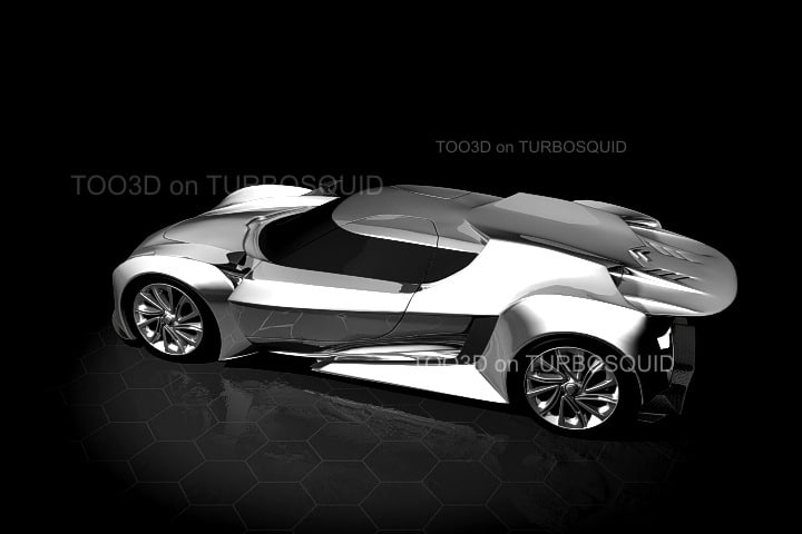 lightwave citroen gt