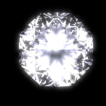 3d max happy8 happy diamond cut