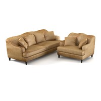 Ipe cavalli contemporary transitional modern chair armchair sofa