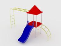 free kids 3d model