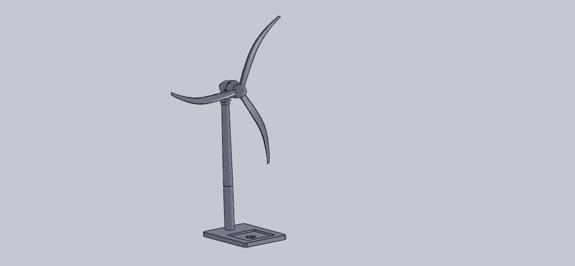 3ds max wind generator