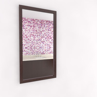 wall mirror 3d 3ds