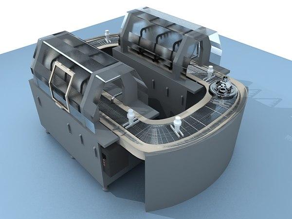 washing machine gear 3ds