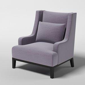 read lounge barbara 3d model
