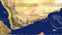 yemen maps 3d model