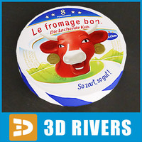 soft cheese pack 3d 3ds