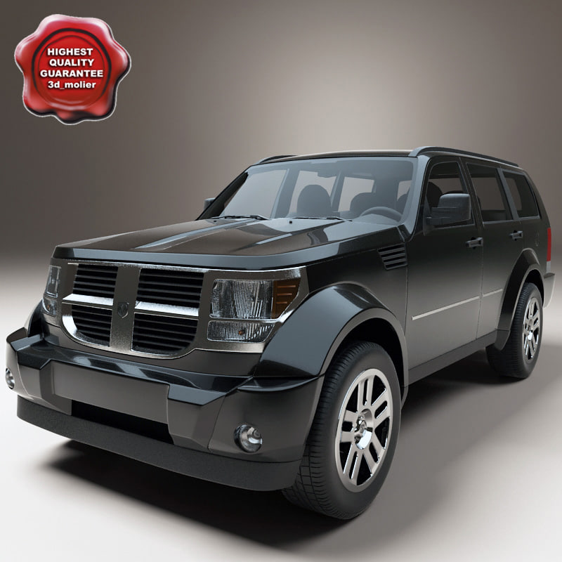 Used Turbo Suv: Dodge Nitro Max