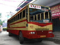 maya ksrtc bus