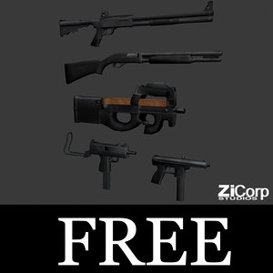 free 3ds mode pack modern weapons