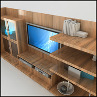 TV / Wall Unit Modern Design X_18