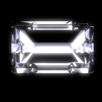 Diamond - Baguette Cut