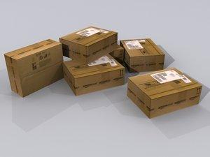 ready box 3d model