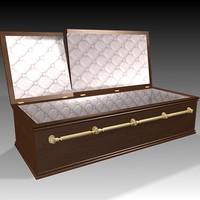 3d max coffin
