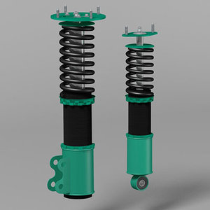 3d max racing coilover suspension