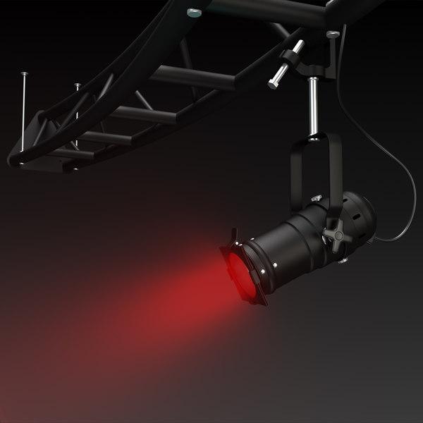 3d theater light par-20 classic model