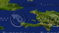 3ds max haiti maps
