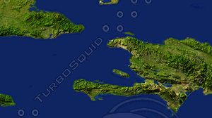 3ds max haiti maps